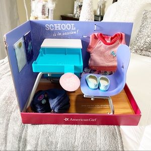 American Girl School in Session